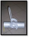 Suction coupling 110 mm